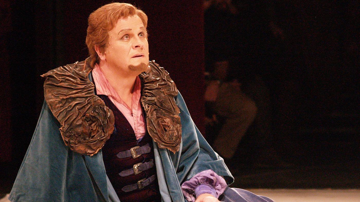 70 éves Molnár András, a legendás magyar Wagner-tenor